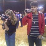 Lauren and Guillermo