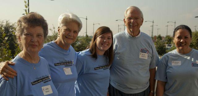 RMHC volunteers