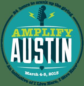 Amplify Austin Logo