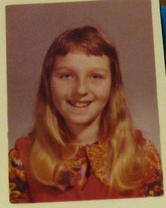 5th grade, circa 1972.  Yes, I was originally blonde.