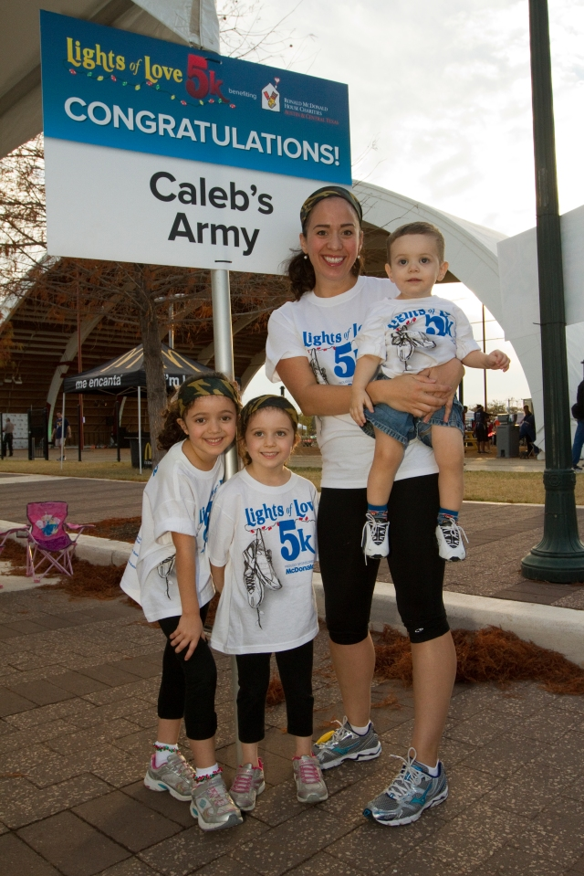 Caleb's Army is just one of our great teams!