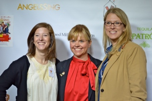 RMHC team at the Angels Sing premiere in Austin, Texas.